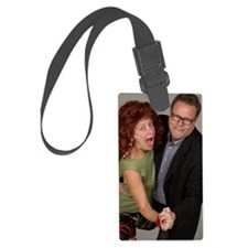 Dance Dips Luggage Tag