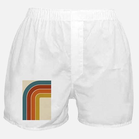 Retro Curve Boxer Shorts