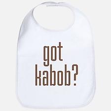 got kabob? Bib