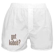 got kabob? Boxer Shorts