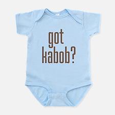 got kabob? Infant Bodysuit
