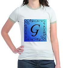 Blue Initial G T