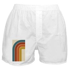 Retro Curve Boxer Shorts