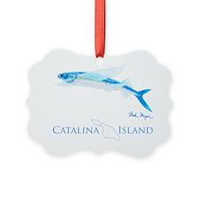 Flying Fish Catalina Island 1 Ornament