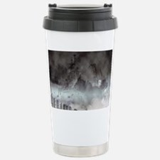 Ghost Ship USS Battlesh Stainless Steel Travel Mug