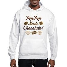 PopPop Chocolate Hoodie
