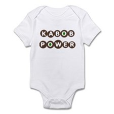 KABOB POWER Infant Bodysuit