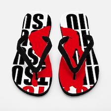 Jiu Jitsu Flip Flops