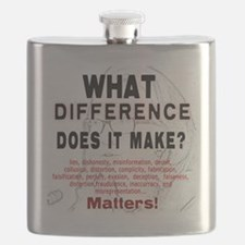 What Difference Does It Make Flask