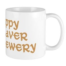Happy Beaver Brewery Mug