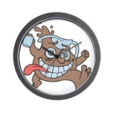 kaff-aid-T Wall Clock