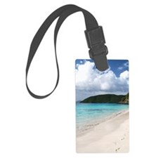 Cinnamon Bay, St. John USVI Luggage Tag