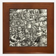 wonderland Framed Tile