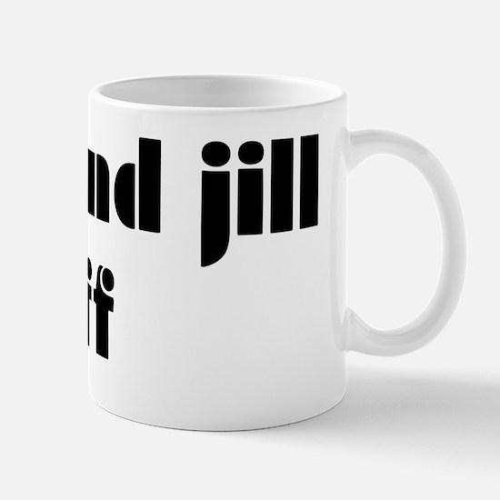 jack and jill off Mug