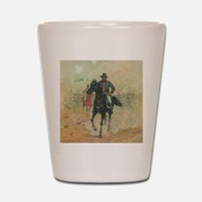 Grant by Charles W. Reed Shot Glass
