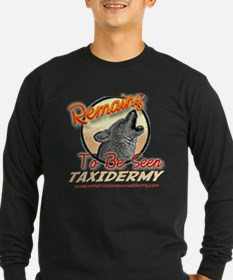 Remains to be seen Taxidermy T