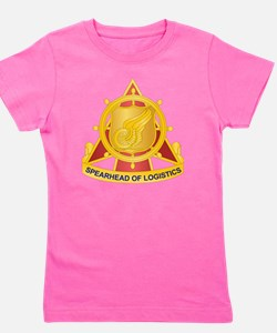 Transportation Corps Girl's Tee