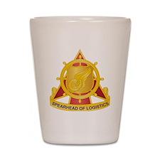Transportation Corps Shot Glass