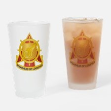 Transportation Corps Drinking Glass