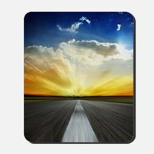 Open Road Mousepad