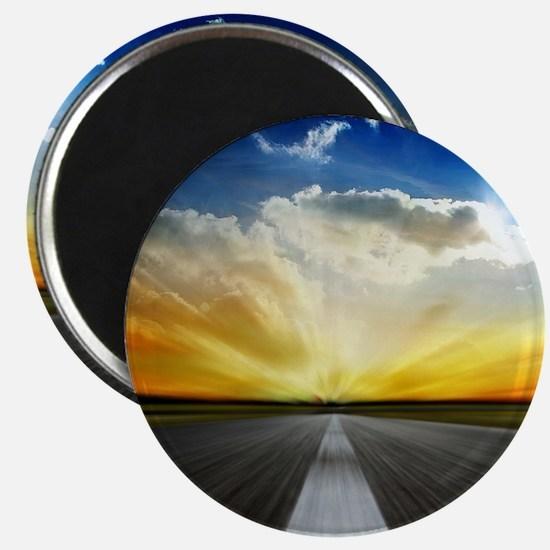 Open Road Magnet