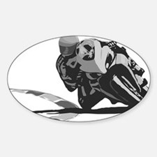 Track Rider Decal