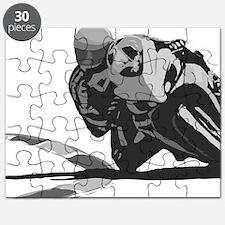 Track Rider Puzzle