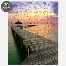 Beach Dock Puzzle