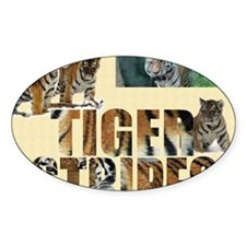 tiger cover Decal