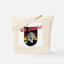 El Diablo Tote Bag