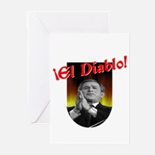 El Diablo Greeting Cards (Pk of 10)