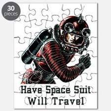 Have Space Suit - Will Travel vintage Puzzle