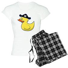 Pirate Duck Pajamas