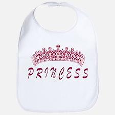 Princess in Pink Bib
