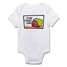 Hermit Crab Infant Bodysuit