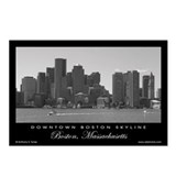 Boston harbor Postcards