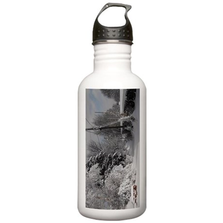 iPhone Charger Case Stainless Water Bottle 1.0L