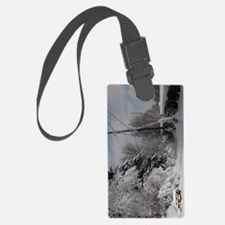 iPhone Wallet Case Luggage Tag
