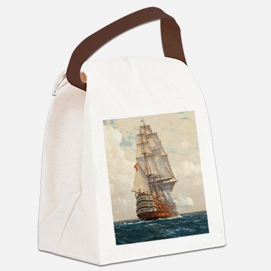 sas_60_curtains_834_H_F Canvas Lunch Bag