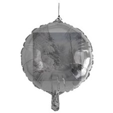 Round Cocktail Plate Balloon