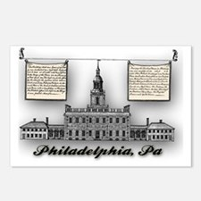 Philadelphia Landmarks –  Postcards (Package of 8)