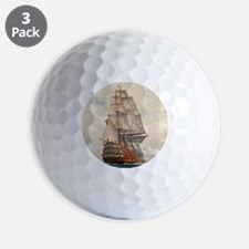 sas_shower_curtain Golf Ball