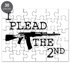 I plead the 2nd. Puzzle