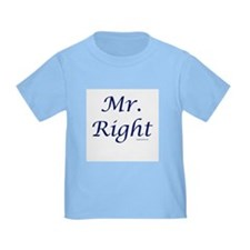 Mr right T