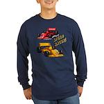 Speed Racer Long Sleeve Dark T-Shirt