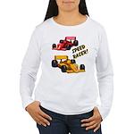 Speed Racer Women's Long Sleeve T-Shirt