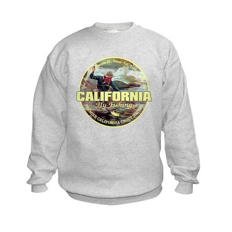 California Fly Fishing Sweatshirt