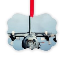 C-130 Spooky Aircraft Ornament