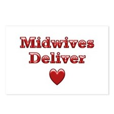 Delivering Love With This Postcards (Package of 8)