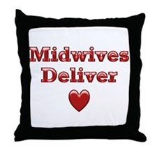 Delivering Love With This Throw Pillow